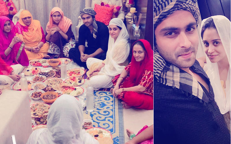 Video: This Is How Dipika Kakar Celebrated Her First Ramzan After Marriage