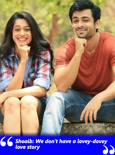 shoaib ibrahim interview and talking about his and dipika relationship