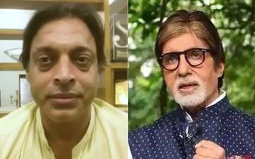Amitabh Bachchan Tests Positive For COVID-19: Pakistani Cricketer Shoaib Akhtar Wishes Speedy Recovery; Shuts Down Indian Fan Who Trolled Him