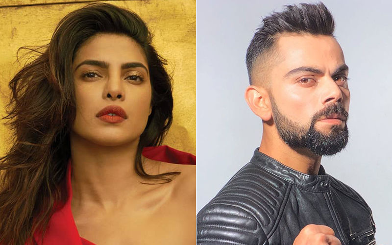 SHOCKING: Priyanka Chopra & Virat Kohli's Per Instagram Post Charges Are As Good As Buying A Flat In Mumbai