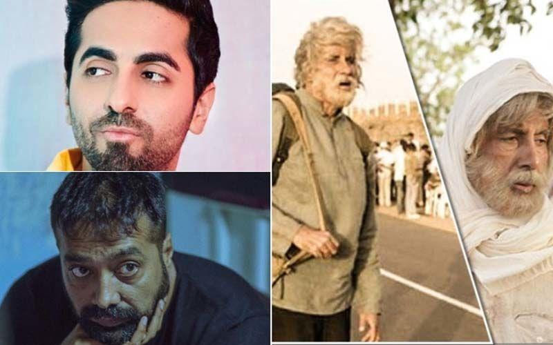 Release Amitabh Bachchan's Shoebite On OTT, Voices Grow Strong; After Big B's Plea, Ayushmann Khurrana, Anurag Kashyap Lobby For Film's Online Premiere