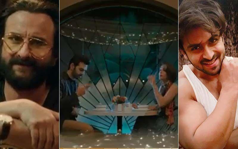 Saif Ali Khan Introduces Dipika Kakar's Interrupted Dinner Romance, Husband Shoaib Ibrahim Is Lovin' It