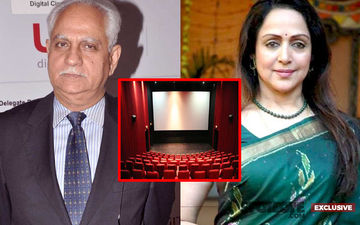 Sholay Maker, Ramesh Sippy's Comeback Starring Hema Malini REJECTED By National Multiplexes, Here's Why!- EXCLUSIVE