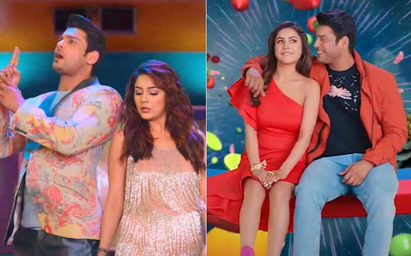 Shona Shona Song Out: Sidharth Shukla-Shehnaaz Gill's Camaraderie Is Too Flamboyant To Miss; SidNaaz Fans Can't Keep Calm