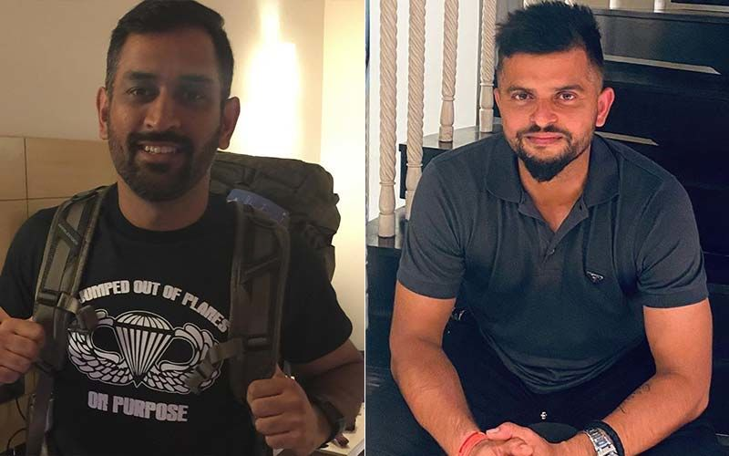 Suresh Raina Reveals How He And MS Dhoni Decided Their Retirement Date, Says They 'Hugged And Cried' After Announcing Their Retirement