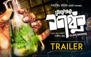 Shonku O El Dorado Trailer Released: Dhritiman Chatterjee Starrer Is No Less Than Magical World Of Science