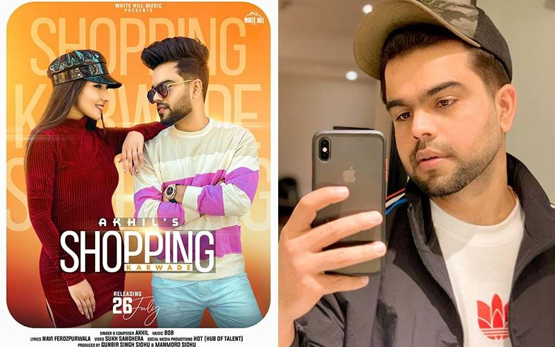 Shopping Karwade: Singer Akhil Makes Us Groove To The Beats Of His Latest Song