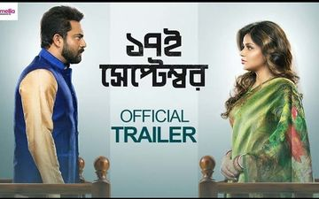Shoteroi September Official Trailer Out: Soham Chakraborty, Aruninam Gosh Starrer Is Just A Normal Love Story