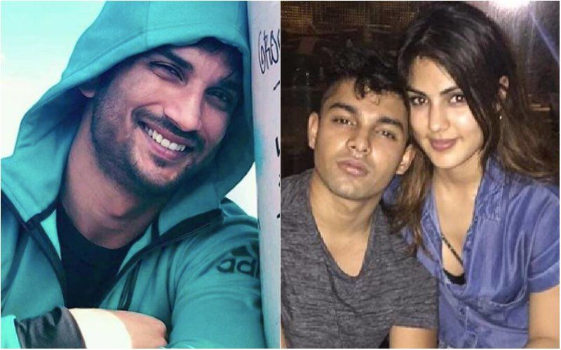 Sushant Singh Rajput Death: Showik Chakraborty Names Sister Rhea Chakraborty;  Confesses To NCB About 'Procuring Drugs For Rhea' – Reports