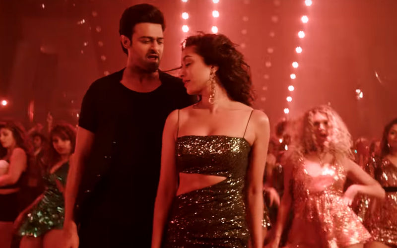 Saaho Song, Psycho Saiyaan: Prabhas' Dance Moves And Shraddha Kapoor's Oomph Factor Are Unmissable In This Upbeat Party Number