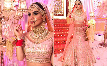 Kundali Bhagya's Shraddha Arya Makes For A Gorgeous Bride; Take A Cue On How To Rock The Wedding Look This Season
