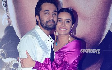 Shraddha Kapoor & Brother Sidhanth Kapoor Launch The Trailer Of Haseena Parkar