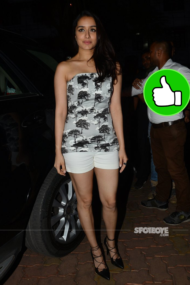 shraddha kapoor at half girlfriend promotions