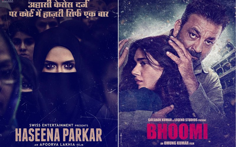 FACE-OFF: Shraddha Kapoor's Haseena Parkar Will Fight It Out With Sanjay Dutt's Bhoomi