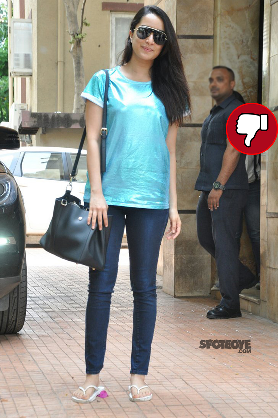 shraddha kapoor post meeting