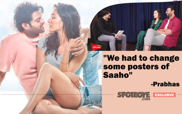 Shraddha Kapoor-Prabhas' Tell-All Interview On Saaho- EXCLUSIVE