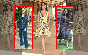 Shraddha Kapoor, Thanks For Ditching The Checks! Actress Shines Bright In Yellow Floral Dress