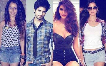 Who Will Romance Shahid Kapoor - Katrina Kaif, Shraddha Kapoor Or Vaani Kapoor?