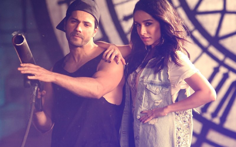 Varun Dhawan-Shraddha Kapoor Set The Screen On Fire With Their ELECTRIFYING MOVES In High Rated Gabru