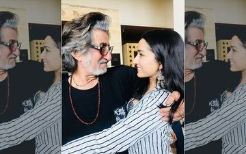 Daddy's Girl Shraddha Kapoor Shares A Throwback Picture of Dad Shakti Kapoor From 55 Years Ago And He Looks Unrecognizable