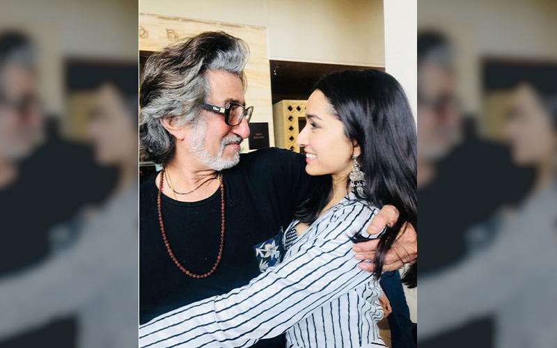 Shraddha Kapoor's Birthday Wish For Her 'Baapu' Shakti Kapoor Is All Things Love!