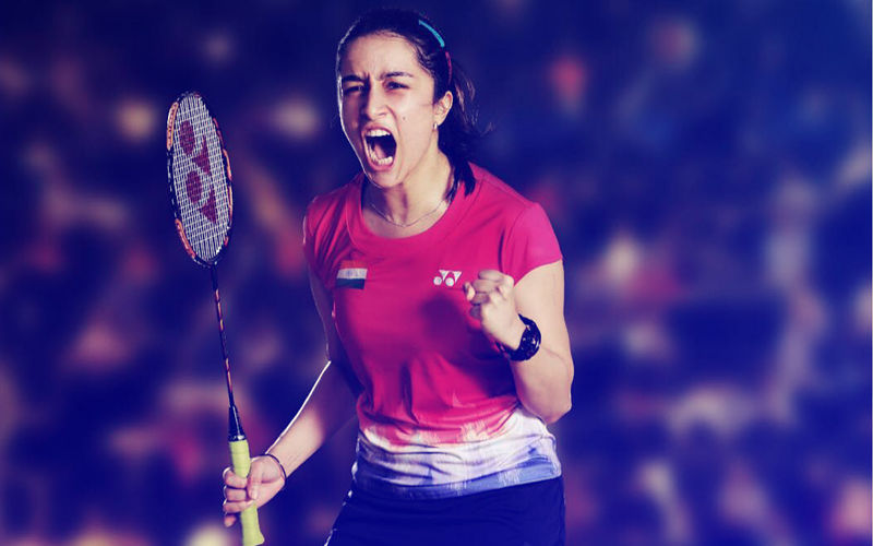 Saina Nehwal Biopic: Shraddha Kapoor's First Look As The Badminton Champion Is Breaking The Internet