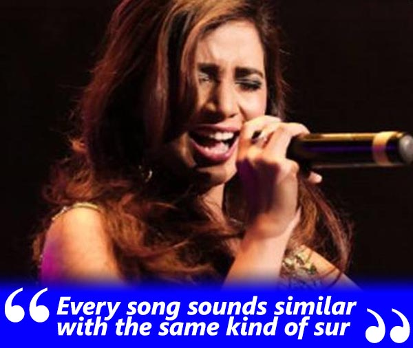 shreya goshal talks about music composing
