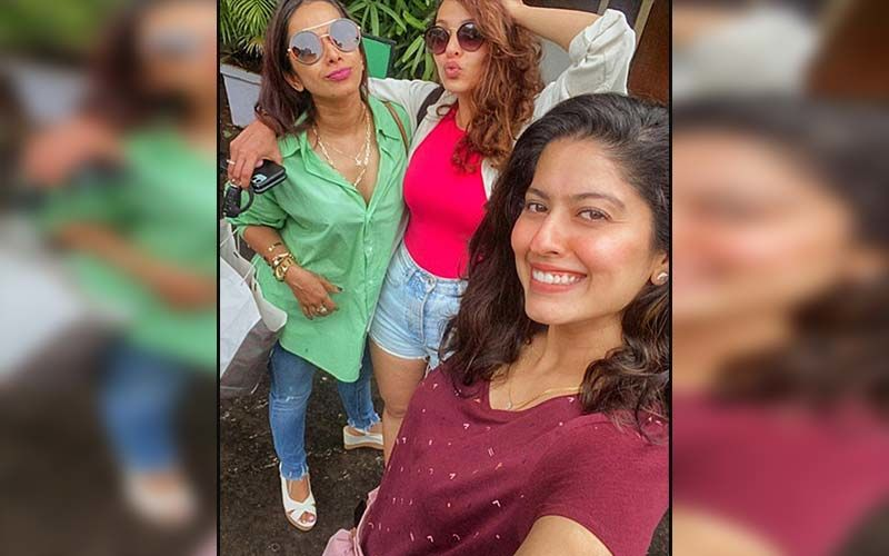 M-Town Divas Shreya Bugde, Abhidnya Bhave And Anuja Sathe Are Off-Screen Besties In Real Life