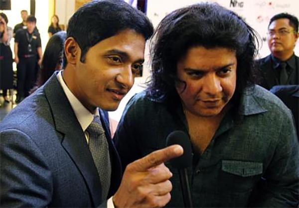 shreyas talpade and sajid khan
