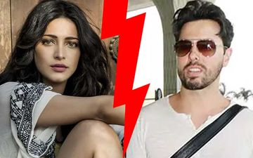 Shruti Haasan Breaks Up With Boyfriend Michael Corsale