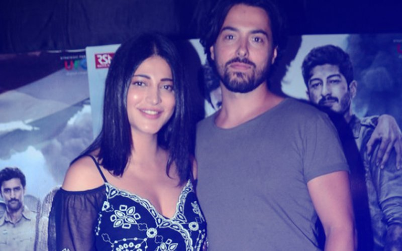 Shruti Haasan's Birthday Message For Boyfriend Michael Corsale Proves That They Are Madly In Love