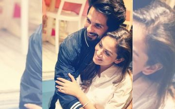 Karwa Chauth 2020: Did Mira Rajput Break Her Fast Midway? Wishes Shahid Kapoor Their Forever 'Threesome'; Says 'Baby I Love Food'