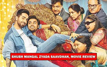 Shubh Mangal Zyada Saavdhan, Movie Review: A Weak Comedy Enters Ayushmann Khurrana's Filmography; Thank Neena Gupta For Some Respite