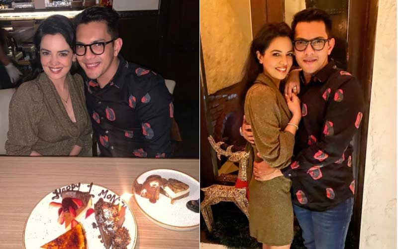 Aditya Narayan Goes On A Dinner Date With Wife Shweta Agarwal As They Celebrate 'Monthversary'; Requests Paps To Not Click Pics For THIS Hilarious Reason