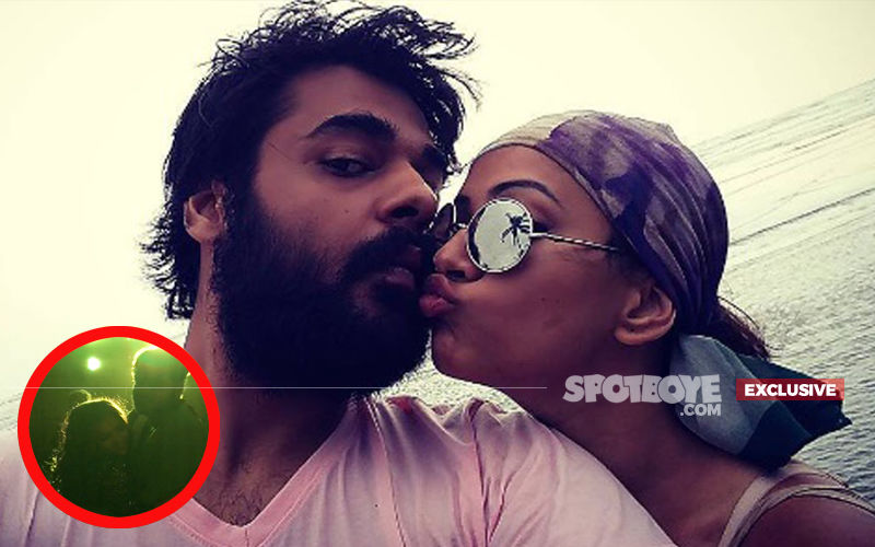 Shweta Basu Engaged: Sexy Lady Gets Up Close And Personal With Rohit Mittal- Exclusive Pics, Videos Inside