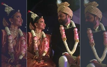 Shweta Basu Prasad Is Now Mrs Rohit Mittal- Wedding Pics Inside