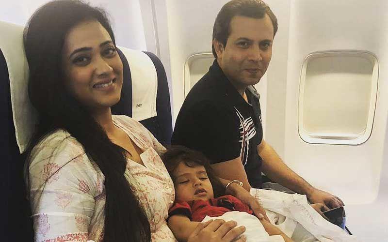 Shweta Tiwari Blocks Estranged Husband Abhinav Kohli On WhatsApp?, 'Want To Reconcile With Her At Least For The Sake Of Our Baby'