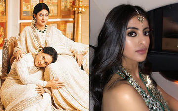 Navya Naveli's Cute Response To An Old Picture Of Pregnant Shweta Bachchan Along With Jaya Bachchan Will Make You Go 'OMG'
