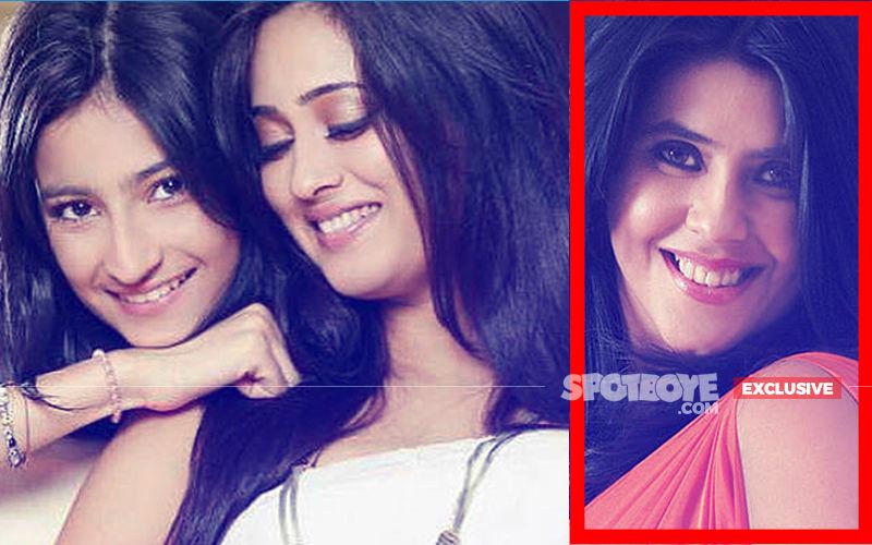 Ekta Kapoor Finally Opens Up About Shweta Tiwari's Daughter Palak's 'Casting' In Kasautii Zindagii Kay 2