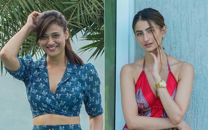 Shweta Tiwari-Palak Tiwari's Extravagant Vacay Pictures Will Give You Some Serious Fashion Goals; Don't Miss The Eye-Catching Backdrop