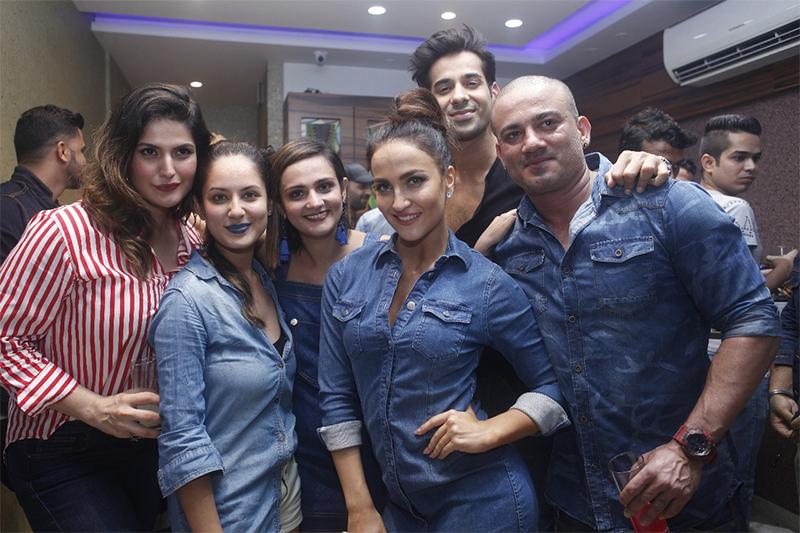 shweta rohira eli avram party together at her birthday bash