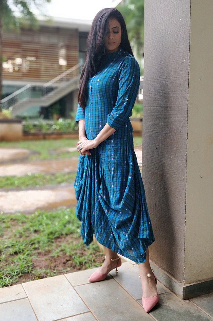 shweta tiwari poses for a photo shoot