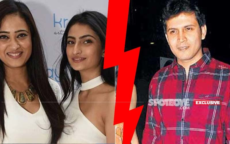 Shweta Tiwari Victim Of Domestic Violence Again, Reaches Police Station! Second Husband Abhinav Hit Step-Daughter Palak Too- EXCLUSIVE