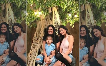 Shweta Tiwari's Daughter Palak And Son Reyansh's Latest Pictures Are Unmissable