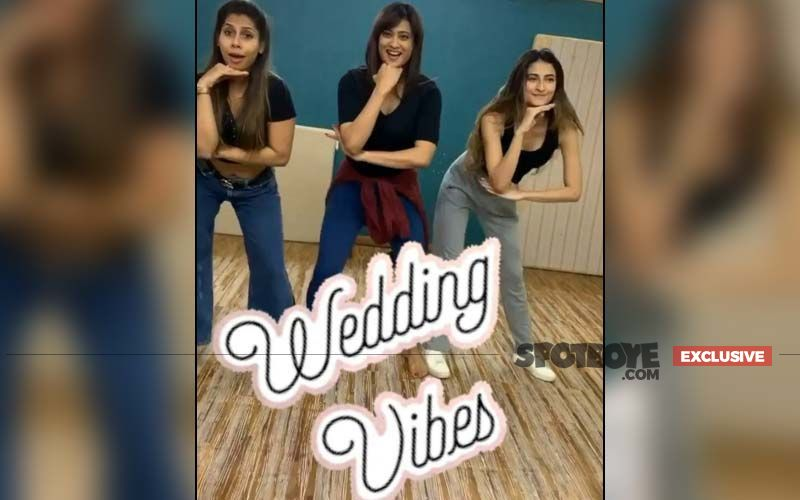 Shweta Tiwari And Daughter Palak Prepare For A Wedding; CLICK HERE To Know Who's Getting Married!- EXCLUSIVE