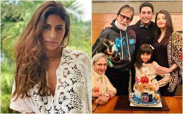 Shweta Bachchan Is Missing Amitabh Bachchan, Abhishek, Aishwarya And Baby Aaradhya As They Fight Coronavirus At Nanavati Hospital