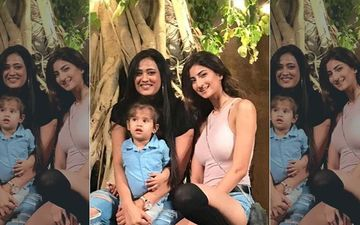 Shweta Tiwari Confesses To Stalking Daughter Palak Tiwari On Snapchat Using Fake Account With Her Son Reyansh's Name
