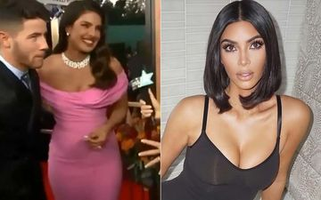 Golden Globes 2020: Priyanka Chopra Got A Little Help From Kim Kardashian For Those TIGHT AF Sexy Curves