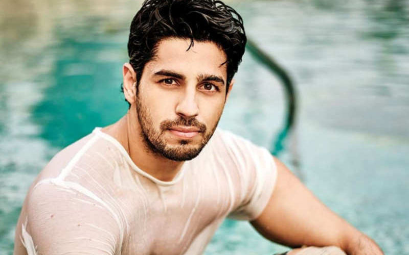 Sidharth Malhotra Meets With An Accident While Riding A Bike On The Sets Of Shershaah