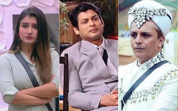Bigg Boss 13: Shefali Bagga Creates A Ruckus; Sidharth Shukla Compares Her To The Destruction-Monger Imam Siddique